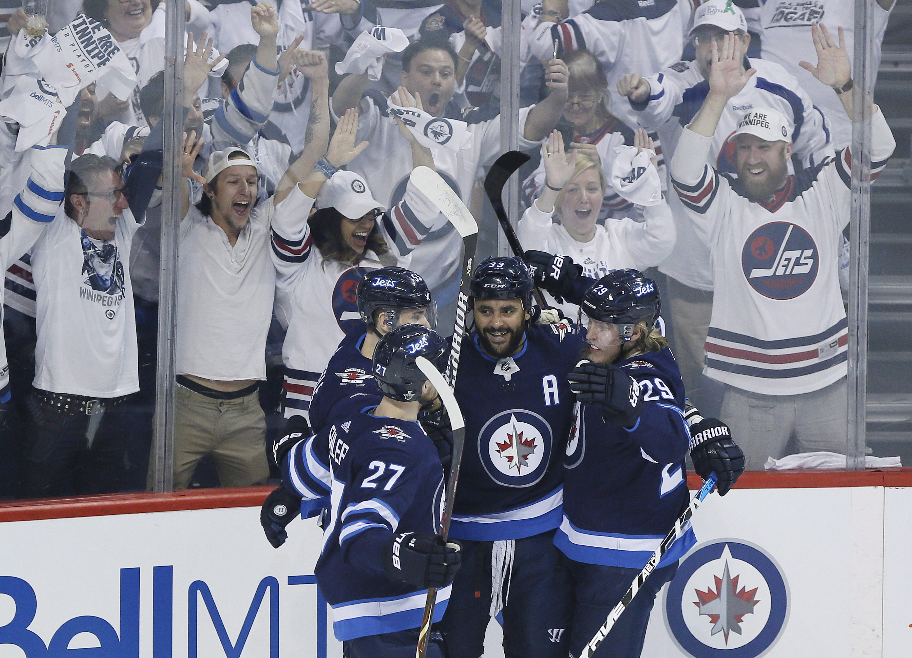 Winnipeg Jets Dustin Byfuglien Mutually Agree To Terminate Contract