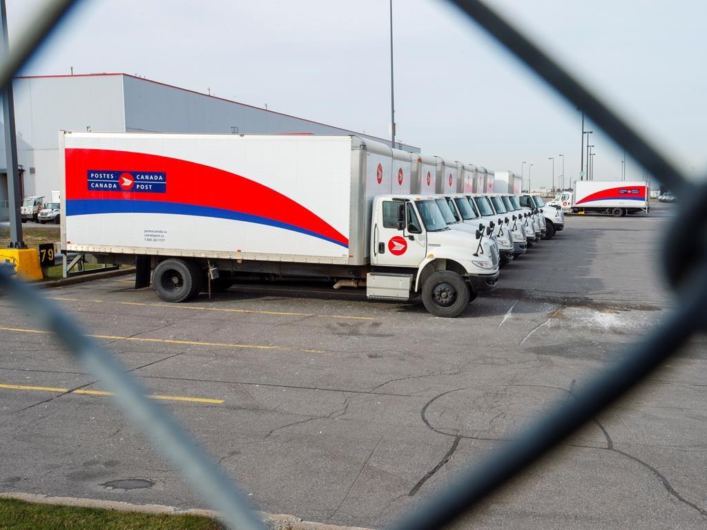 Canada Post rotating strikes return to Kitchener-Waterloo