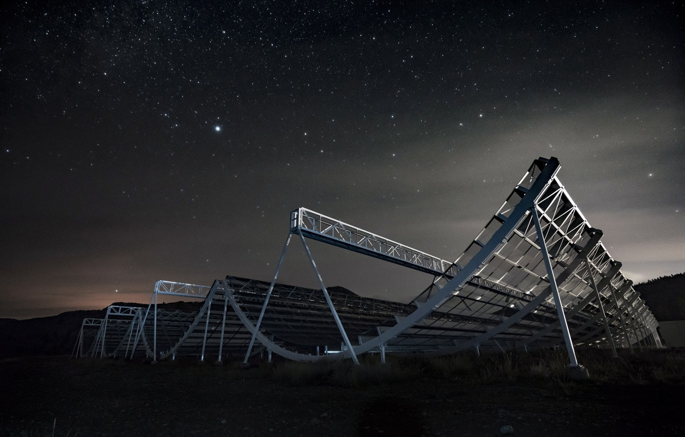 Mysterious repeating radio signal is detected from far outside our galaxy