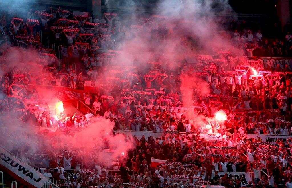 223 Polish soccer fans arrested after clashes in Skopje