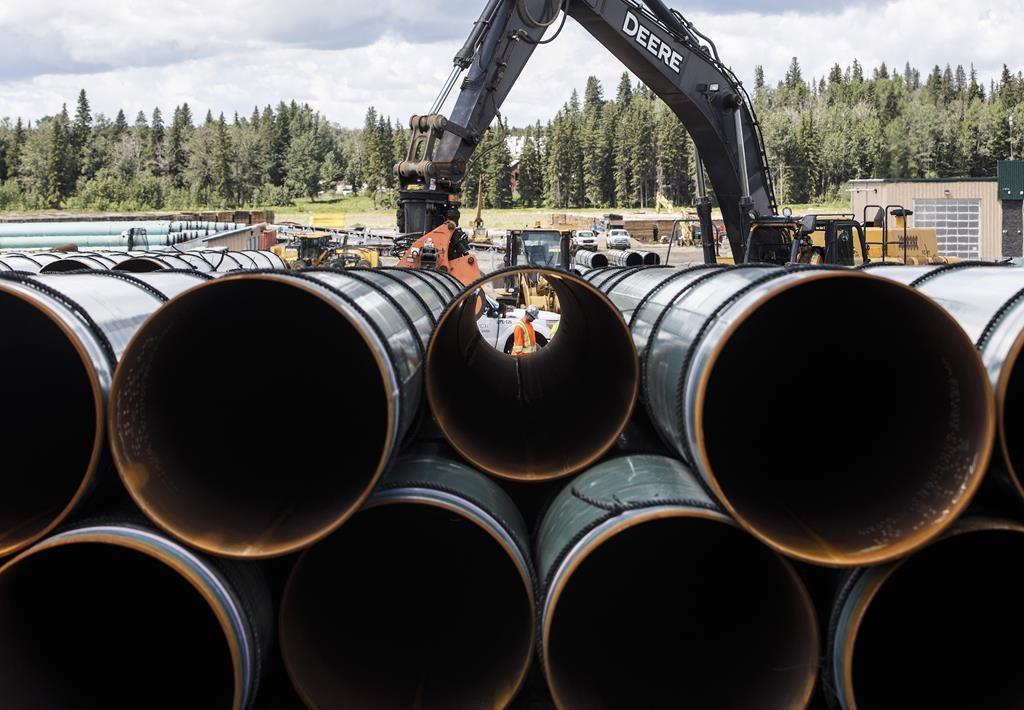 Indigenous pipeline bidder launches 'listening tour' along Trans