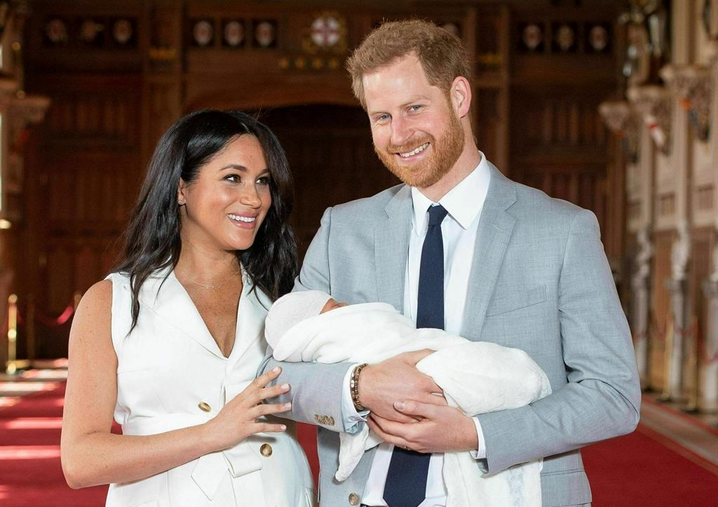Prince Harry says he and Meghan will have 2 kids 'maximum'