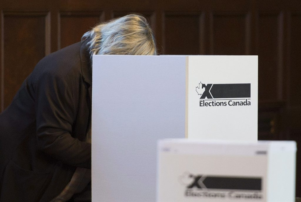 Francois Illas New Tradition: Climate Change Could Be Partisan Issue: Elections Canada