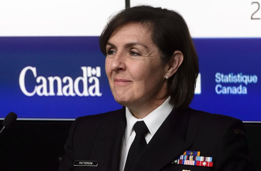 Canadian military reports steady decline in sexual
