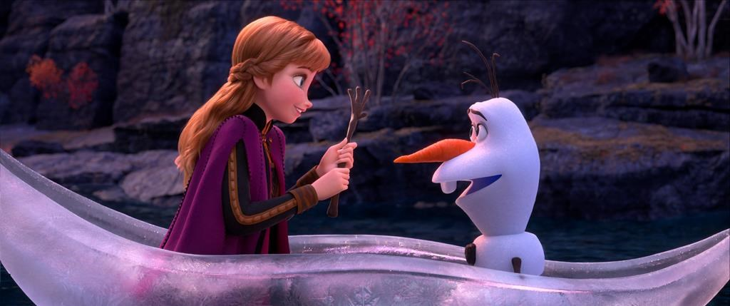 Fall Preview: The women behind Elsa on 'Frozen 2'
