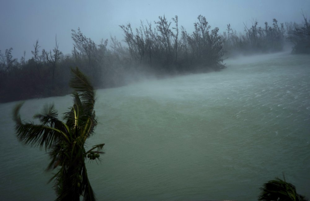 Follow live as 'monster' hurricane Dorian pounds on Bahamas, moves towards Florida