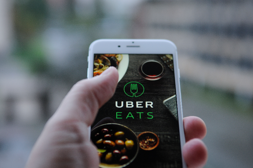 Restaurant delivery jobs hold their own in the Uber Eats age