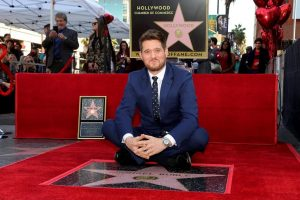 Michael Buble becomes latest Canadian star to get waxed at Madame Tussauds