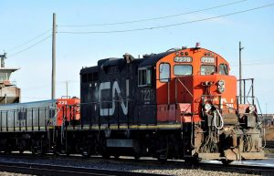 CN Rail to cut jobs as weakening economy cuts into freight volumes