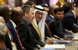 OPEC nations, Russia look to cut oil output to lift prices