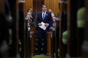 Scheer champions energy workers, vows to never support carbon tax