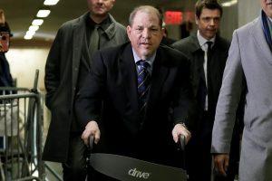 Weinstein jury to hear from accuser alleging forced oral sex