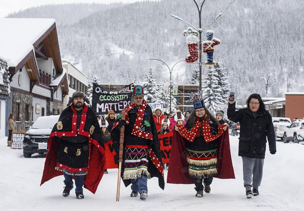 Saskatoon blockade in support of Wet'suwet'en hereditary chiefs taken down