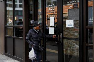 Virus outbreak takes toll on New York City's public servants