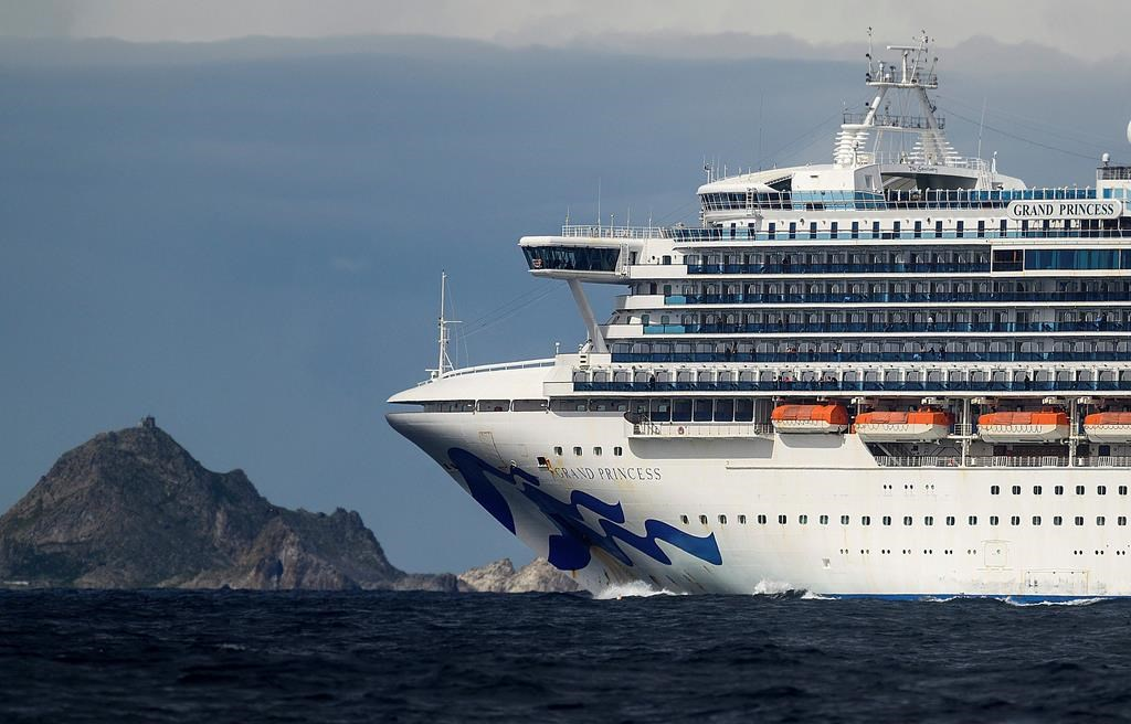 State Department urging those with health issues to avoid cruise ship travel