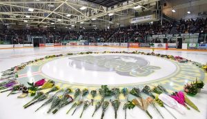 Humboldt Broncos memorial moved online due to COVID-19