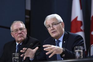 Garneau revises speed-limit rules for trains carrying dangerous goods