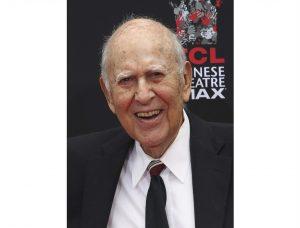 Comedy legend Carl Reiner dead at 98
