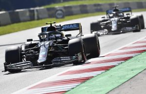 Bottas wins Austrian GP, Montreal's Stroll exits with mechanical problem