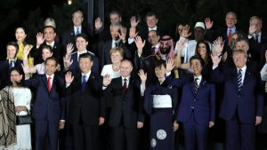 Three countries are shifting international political order. Why now?
