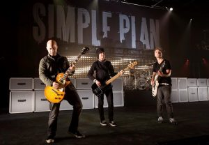 Bassist David Desrosiers leaves Simple Plan after misconduct allegations