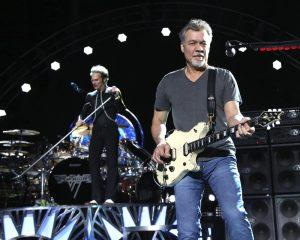 Van Halen guitarist Eddie Van Halen dies after long battle with cancer