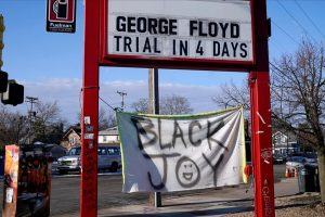 Officer's trial could reopen intersection where Floyd died