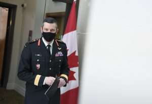Canada's vaccine rollout operation won't miss a beat with new military leader: expert