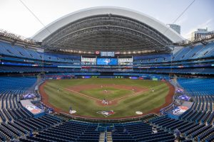 Toronto Blue Jays return to Canada approved for July 30