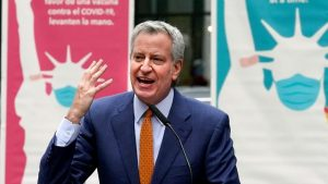 NYC will require vaccination proof for indoor dining, gyms