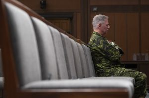 Former defence chief Jonathan Vance's case adjourned to October