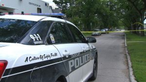 Woman dead, man in hospital after overnight shooting on Flora Avenue