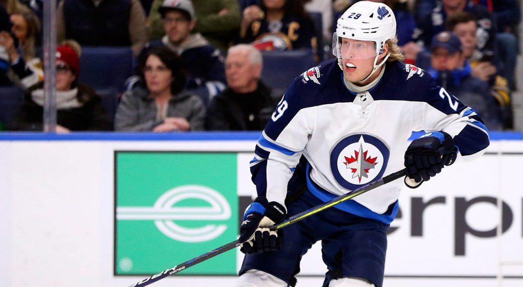 Winnipeg Jets trade star winger Patrik Laine