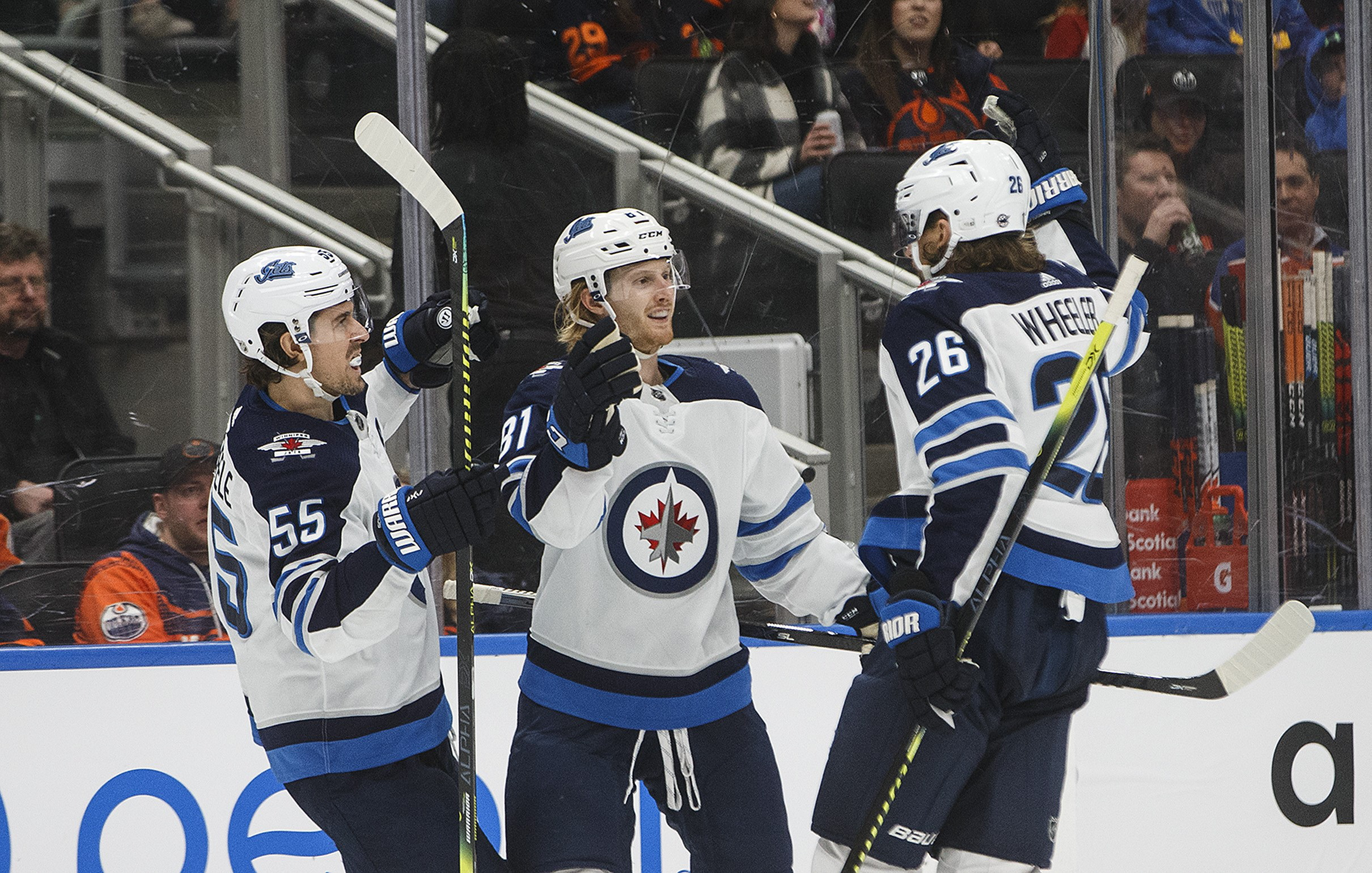 Winnipeg Jets Announce Qualifier Roster